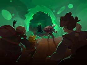 Moonlighter: Between Dimensions Key Art