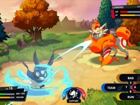 Nexomon: Extinction Screenshot