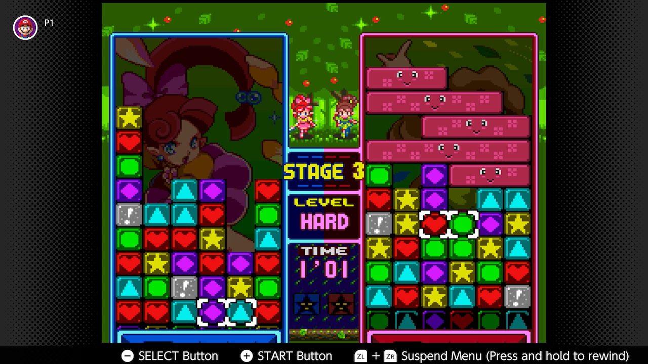 Nintendo Switch Online Panel De Pon Screenshot