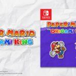 Paper Mario: The Origami King Pin Set Photo