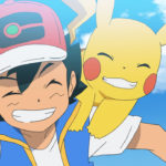 Pokémon Journeys: The Series Ash And Pikachu Screenshot