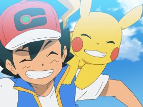 Pokémon Journeys: The Series Ash And Pikachu Screenshot