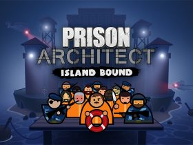 Prison Architect: Island Bound Logo