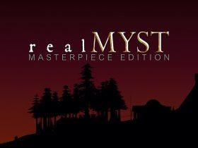 realMyst: Masterpiece Edition Logo