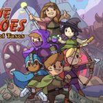 Rogue Heroes: Ruins Of Tasos Logo