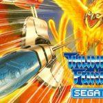 SEGA AGES Thunder Force AC Logo