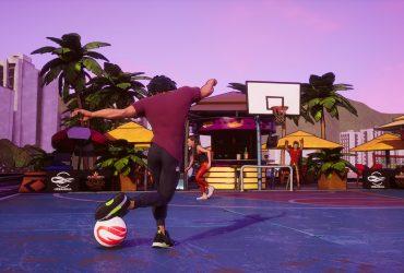 Street Power Football Screenshot