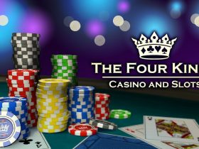 The Four Kings Casino And Slots Logo