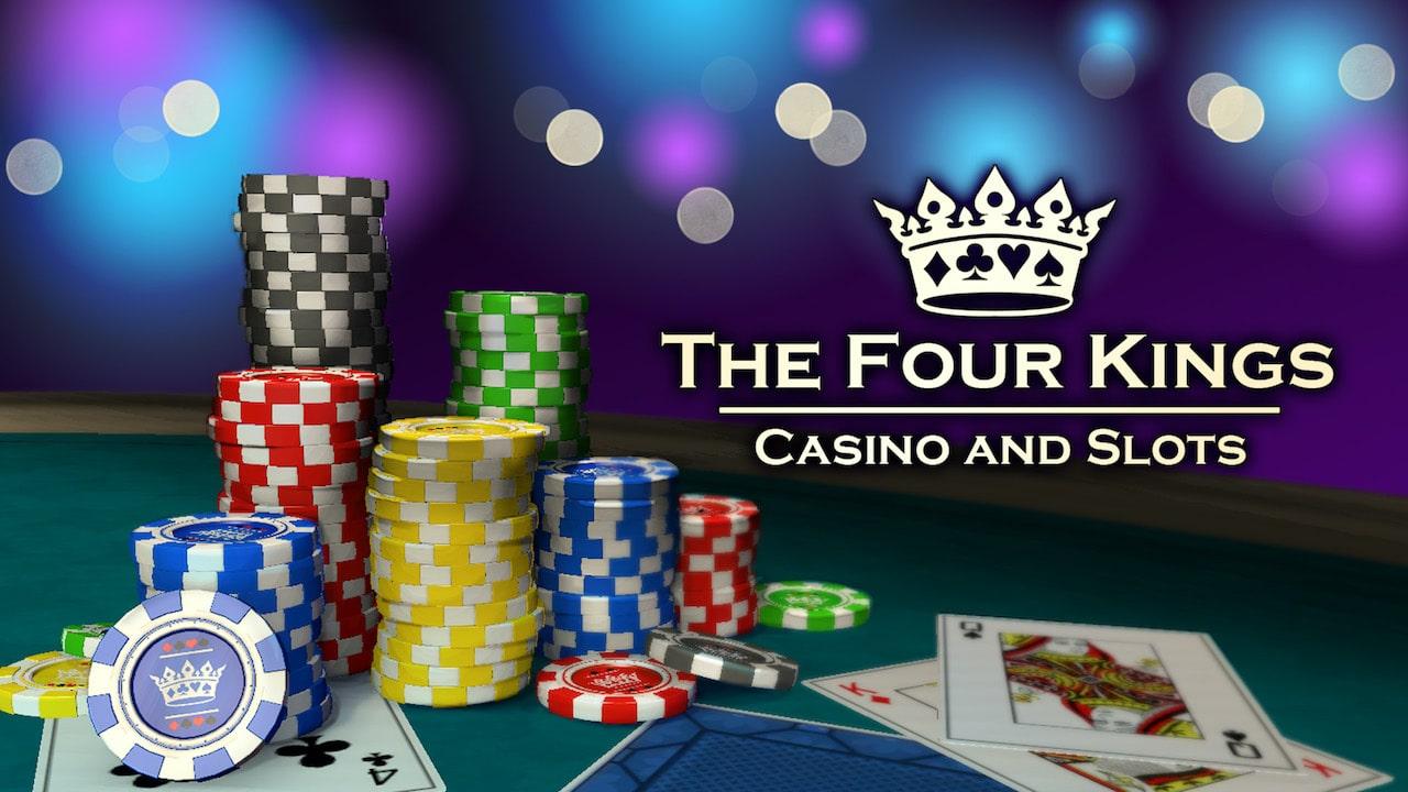 Κυκλοφόρησε το The Four Kings Casino and Slots