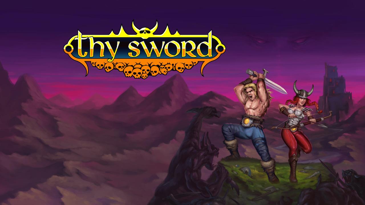 Thy Sword Logo