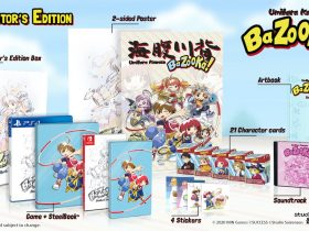 Umihara Kawase BaZooKa! Collector's Edition Photo