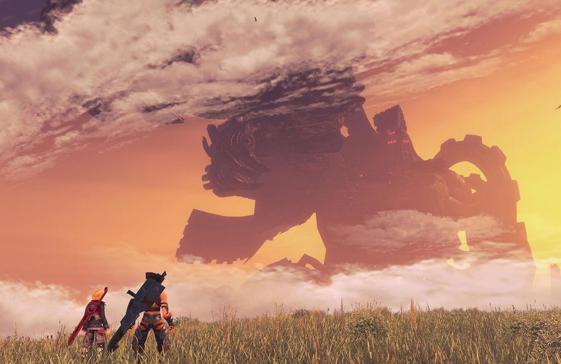 Xenoblade Chronicles: Definitive Edition Review Header