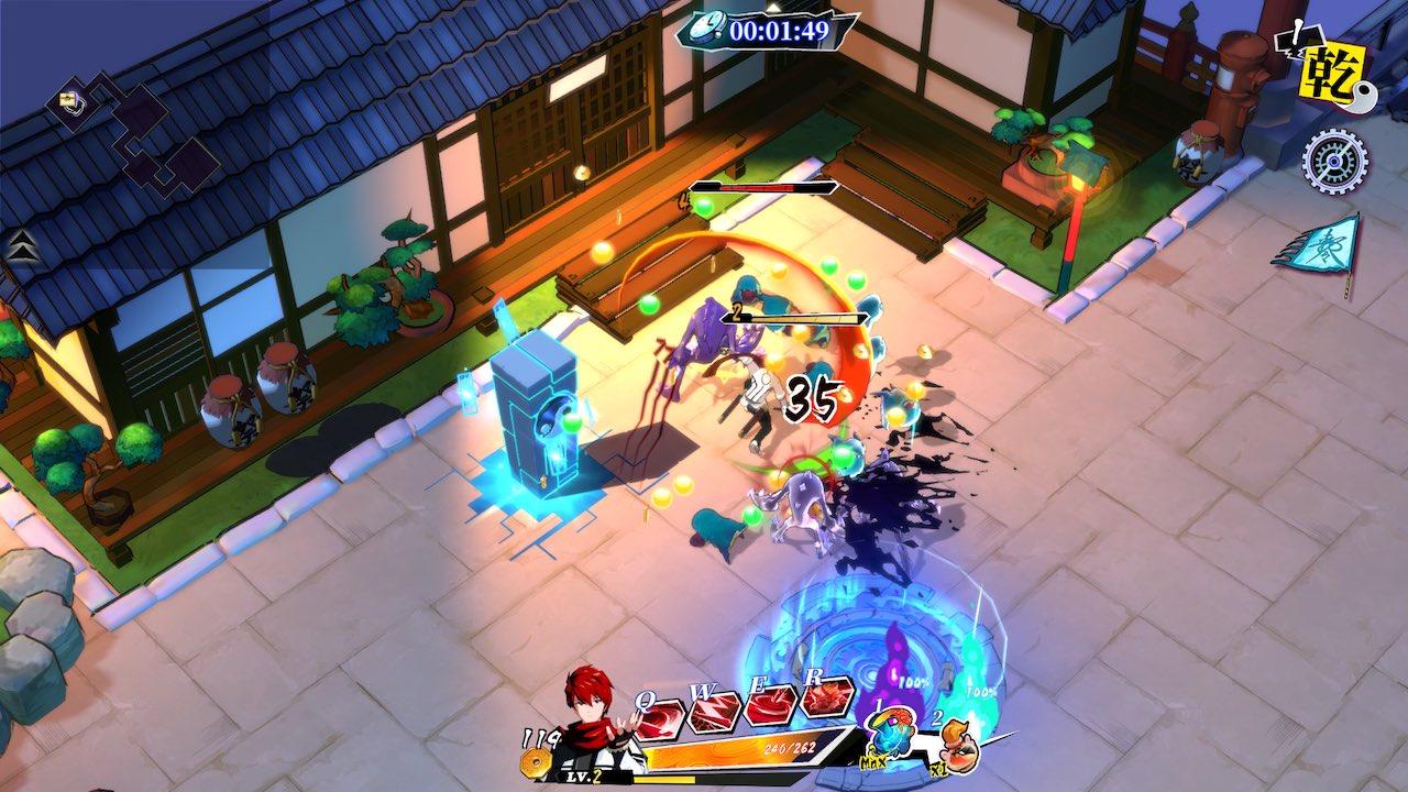 Zengeon Screenshot