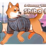 A Summer With The Shiba Inu Logo