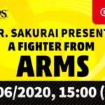 ARMS Super Smash Bros. Ultimate Livestream Image