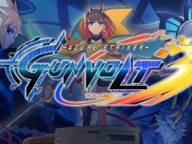 Azure Striker GUNVOLT 3 Logo