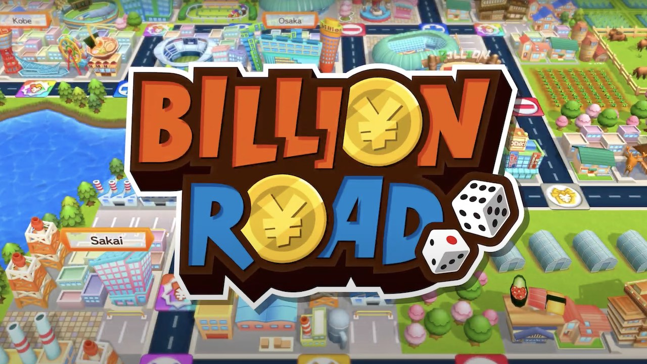 Billion Road Game Logo