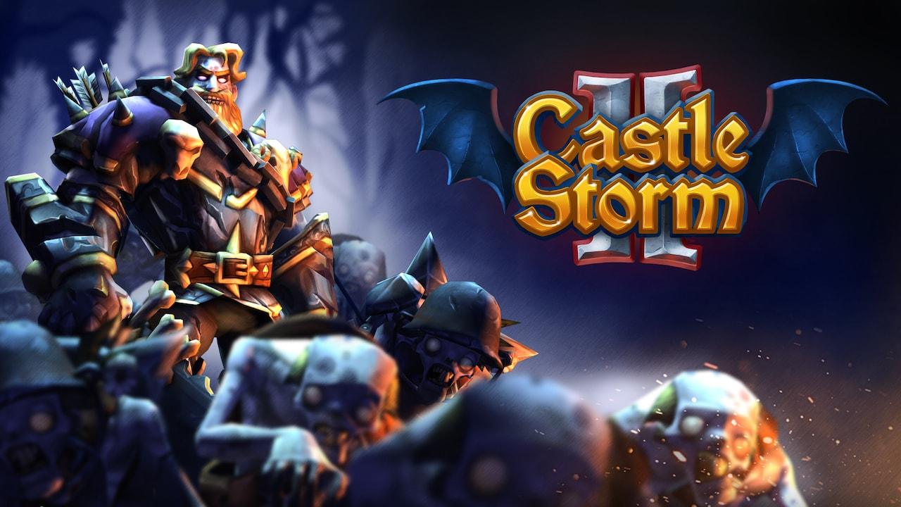 CastleStorm II Logo