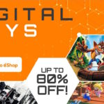Digital Days Nintendo eShop Sale Logo