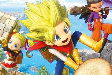 Dragon Quest Builders 2 Review Banner