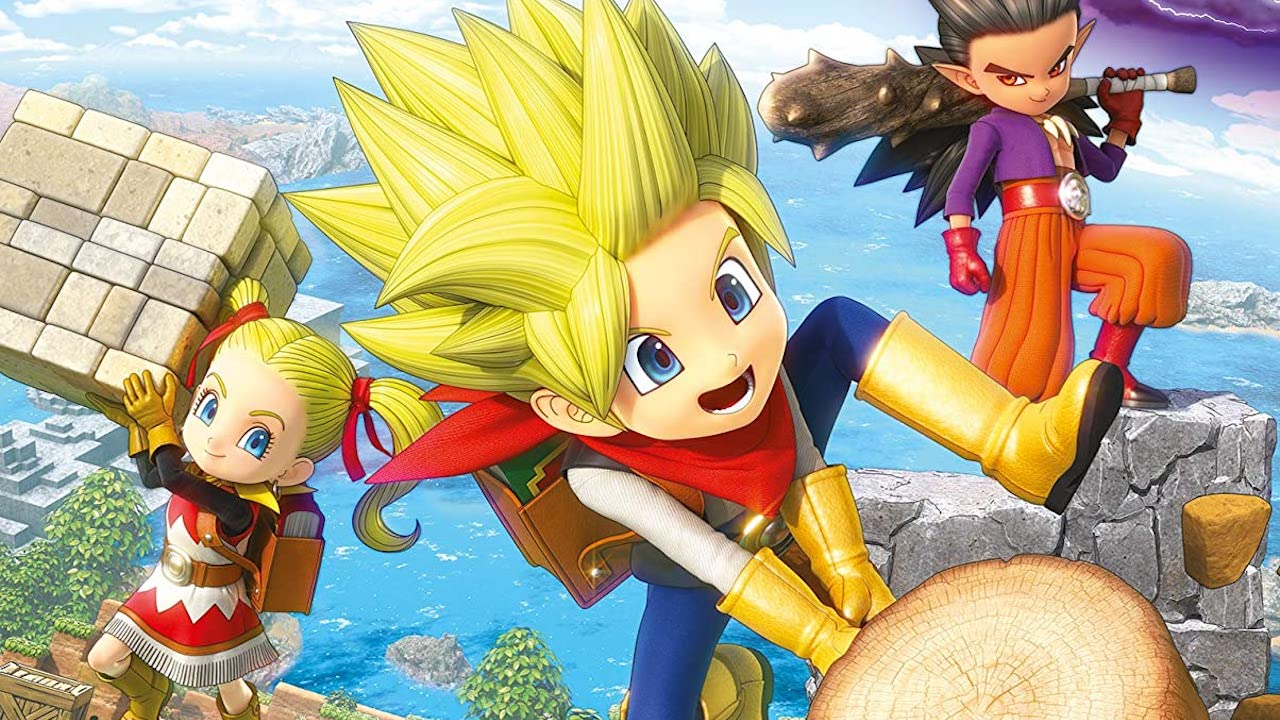 Dragon Quest Builders 2 Review Banner