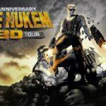 Duke Nukem 3D: 20th Anniversary Edition World Tour Logo