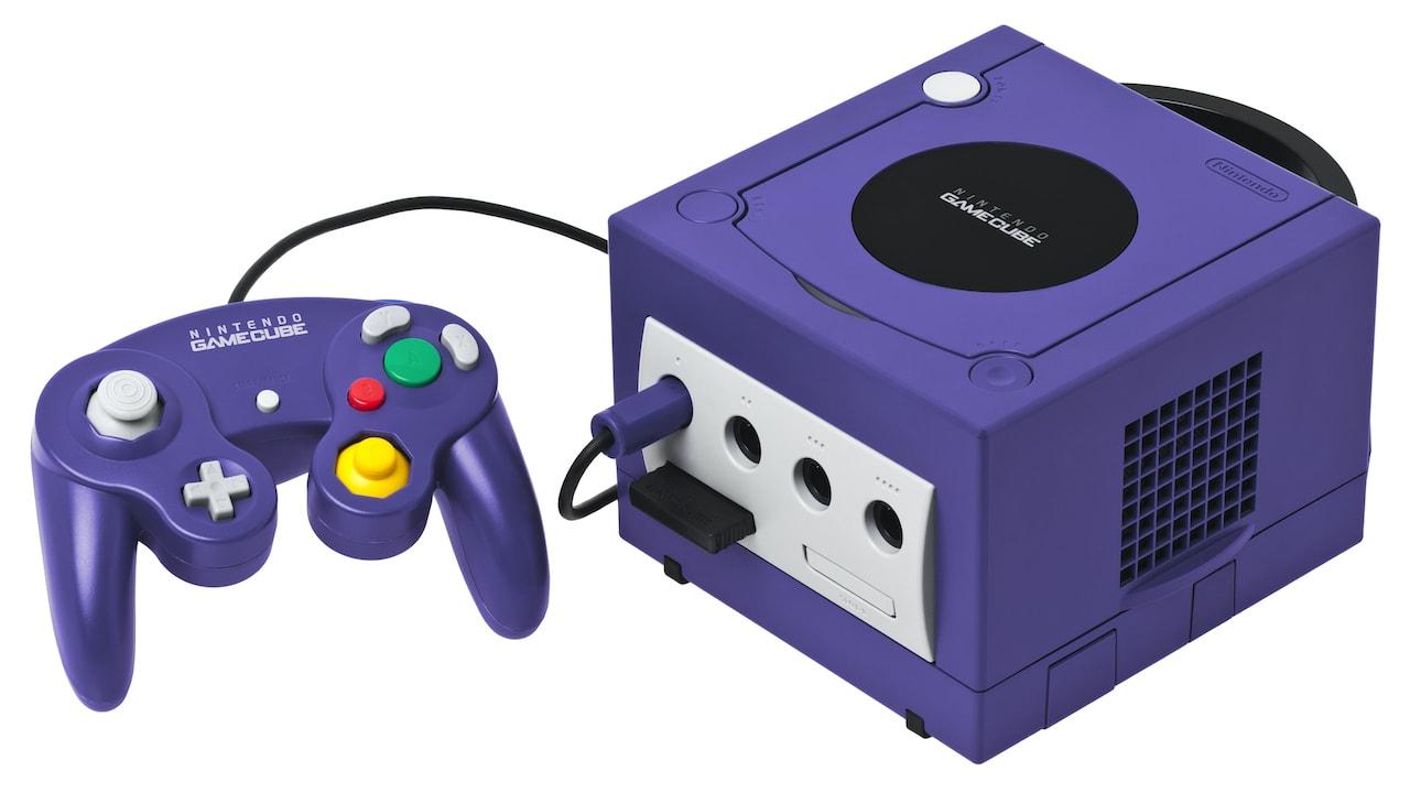 GameCube Photo