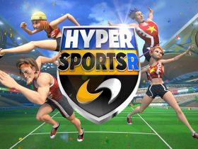 Hyper Sports R Logo