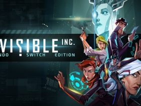 Invisible, Inc. Nintendo Switch Edition Logo