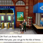 Isle Of Armor Pokémon Sword And Shield Screenshot