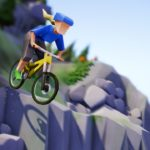 Lonely Mountains: Downhill Banner
