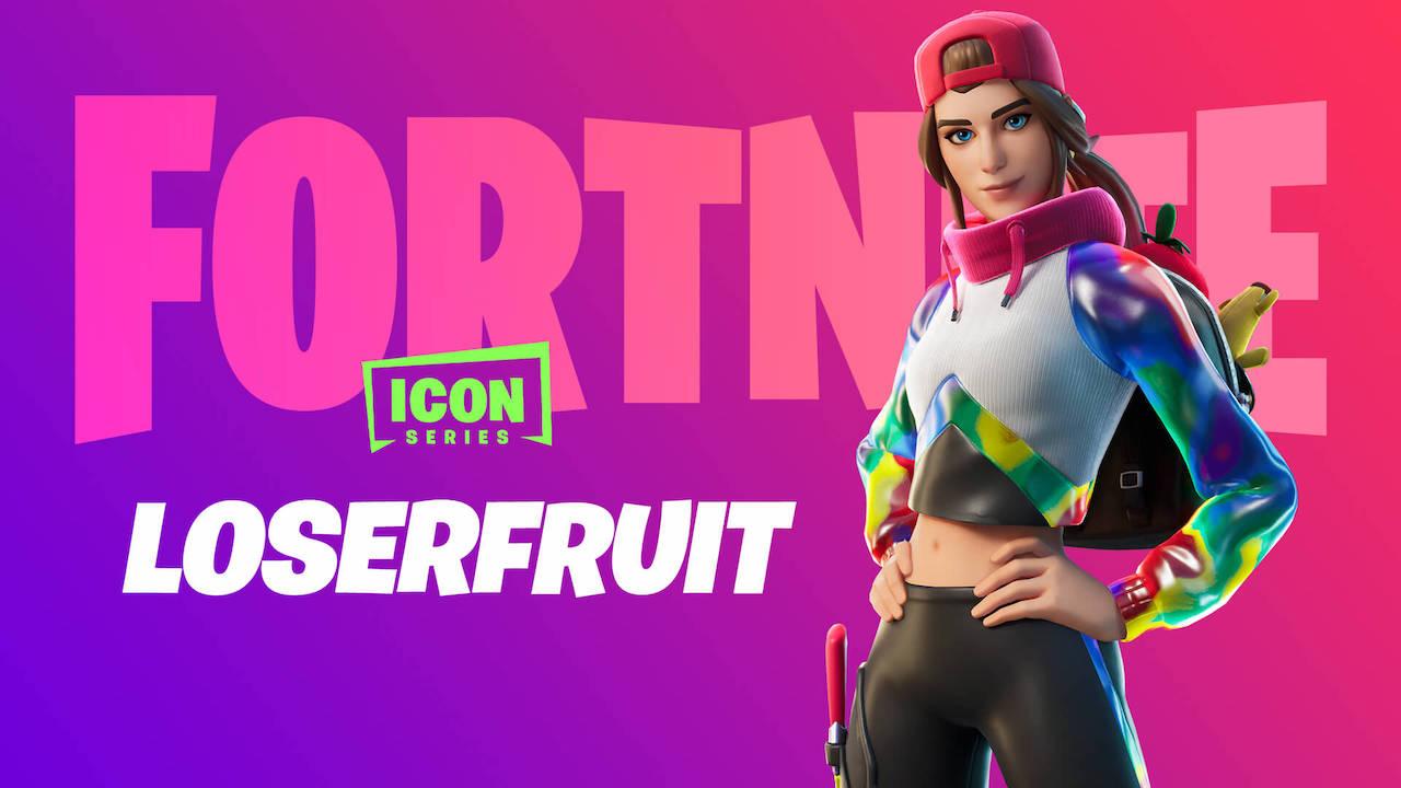 Loserfruit Fortnite Icon Series Image