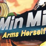 Min Min Arms Super Smash Bros. Ultimate Screenshot