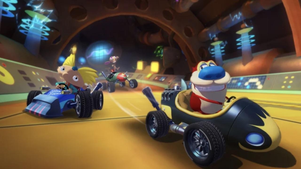 Nickelodeon Kart Racers 2: Grand Prix Screenshot