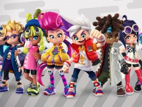 Ninjala Characters Screenshot