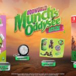 Oddworld: Munch's Oddysee Limited Edition Photo