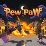 Pew Paw Logo