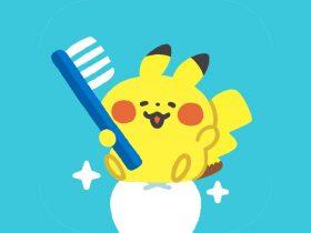Pokémon Smile Pikachu Logo