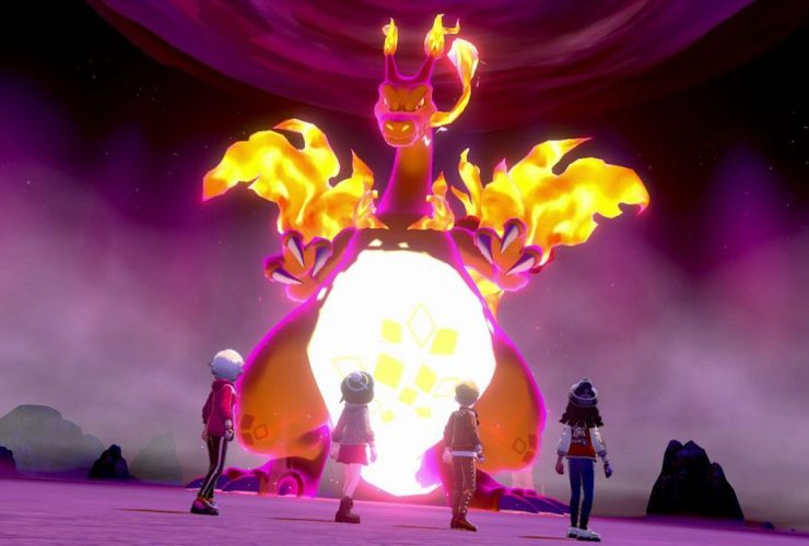 Pokémon Sword And Shield Gigantamax Festival Screenshot