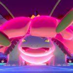 Pokémon Sword And Shield Gigantamax Venusaur Screenshot