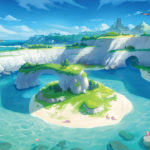 Pokémon Sword And Shield The Isle Of Armor Key Art