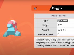 Porygon Pokémon Sword And Shield Screenshot