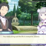Re:ZERO Starting Life in Another World: The Prophecy of the Throne Screenshot