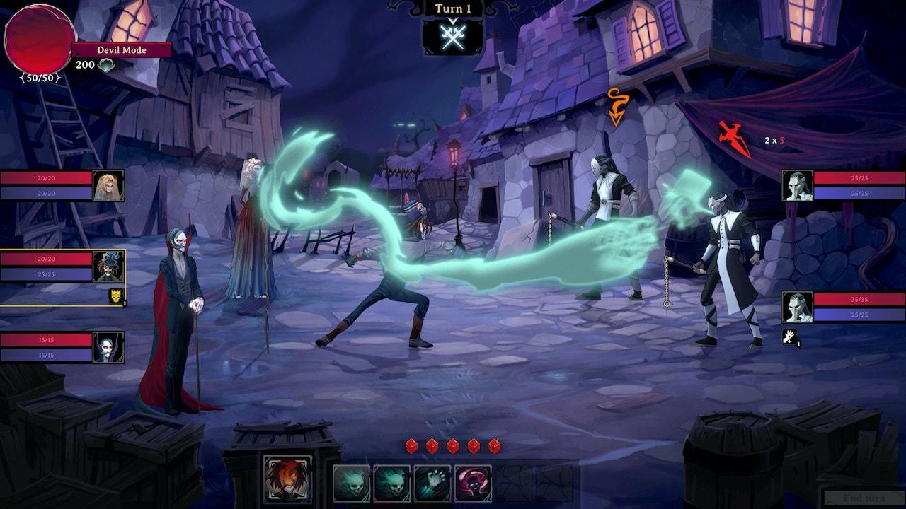 Rogue Lords Screenshot