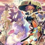 Shiren The Wanderer: The Tower of Fortune and the Dice of Fate Artwork