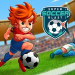 Super Soccer Blast Logo