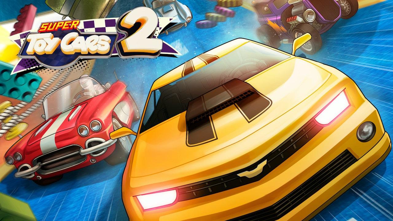 Super Toy Cars 2 Logo