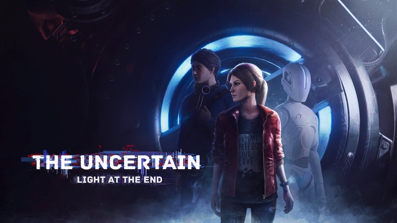 The Uncertain: Light At The End Logo