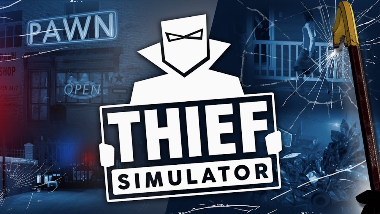 Thief Simulator Logo