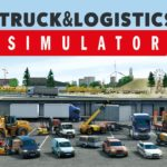 Truck and Logistics Simulator Logo